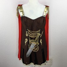 Fever Gladiator Costume Women Size L - $33.11