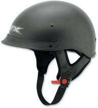 AFX FX-72 Single Inner Lens Beanie Helmet Solid Flat Black Lg - $79.95