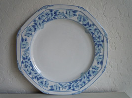 Christopher Stuart Dresden Blue Dinner Plate - $14.25