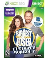 The Biggest Loser Ultimate Workout - Xbox 360 [video game] - $10.73