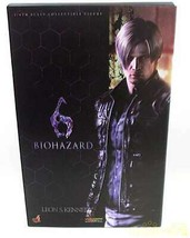 Hot Toys Leon S Kennedy Resident Evil 6 1 Scale - $305.99