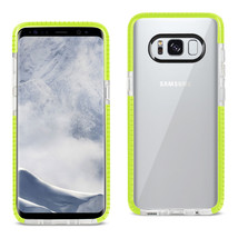 REIKO SAMSUNG GALAXY S8 EDGE/ S8 PLUS SOFT TRANSPARENT TPU CASE IN CLEAR... - $7.72