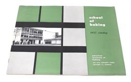Vintage American Institute of Baking ~1957~ School Catalog - $79.99