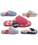 Ladies Slippers Grosby Invisible Support Slide Adjustable Colours Soft S... - $20.41