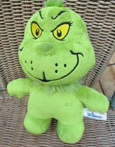 Aurora Dr Seuss THE GRINCH Dood Plush Doll Lovey Toy 8 inches - $5.94