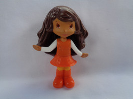 McDonald's Happy Meal Strawberry Shortcake Orange Blossom Girl Toy - $1.34