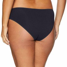 Calvin Klein Women's Plus Size Form Bikini Blue Shoreline