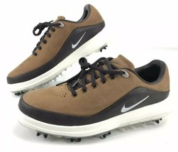 New Men's Nike Air Zoom Precision 866065 200 British Tan Brown Golf Shoe... - $68.16