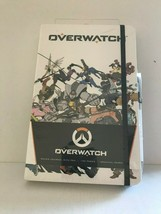 NEW Overwatch 192 page Journal Book with Pen - $12.95