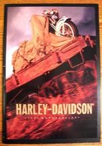 1997 Harley Davidson Prestige Brochure, Full Line, HUGE 32 pgs Electra Glide - $16.39