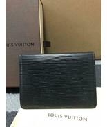 Louis Vuitton Epi Card Case women's Small business card holder/Regular i... - $216.40