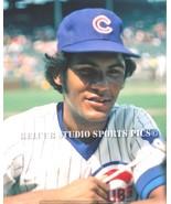 Vintage Chicago Cubs Manny Trillo 1975 Orig Action PhotoArt Var Size Kod... - $4.23+