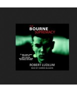 THE BOURNE SUPREMACY by ROBERT LUDLUM ~ UNABRIDGED CD'S AUDIOBOOK - $9.67