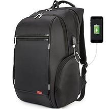 NiceEbag Wasserdicht Laptop Rucksack mit USB Port Freizeit (17,3 Zoll|Sc... - $56.63