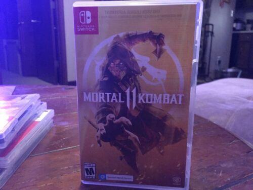 Mortal Kombat 11 Nintendo Switch (2019)