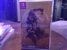 Mortal Kombat 11 Nintendo Switch (2019) - $33.85