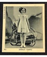 1935 Klene #95 Shirley Temple Card - Creased - $8.86