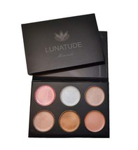Lunatude Mineral Palette - $50.00
