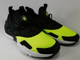 Nike Air Huarache Drift Sz US 8 M (D) EU 41 Men's Running Shoes Black AH... - $71.49