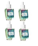 4 Bath & Body Works Tiki Beach Wallflower Fragrance Refill Bulb - $32.50