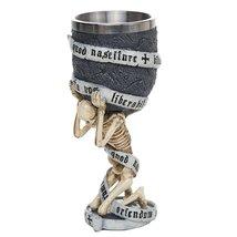 """Anne Stokes Goblet """"The Truth Goblet"""" Skeleton Goblet - $18.99"""