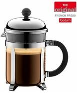 Bodum Chambord 4-Cup Chrome French Press Coffee Maker - $19.79