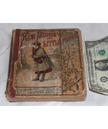 1881 Nuevo Songs For Little People Libro por Mary E Anderson Charles T - $11.39