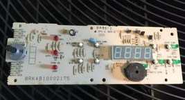 GE Oven Electronic Control Board 8RK4B10002175 CPC-E 94V-0 Model JBP78WO... - $113.80