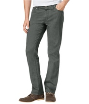 Calvin Klein Mens Slim-Fit Straight Leg Casual Trousers image 2