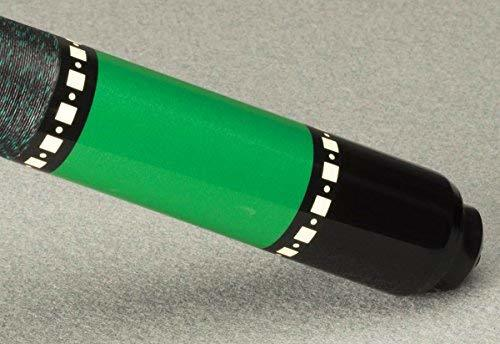 McDermott Lucky Billiard Cue Stick (Green, 20oz)