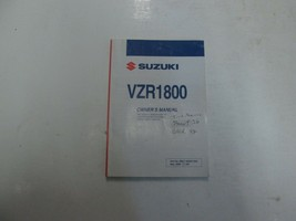 2007 Suzuki VZR1800 Propietarios Operadores Propietario Manual Fábrica N... - $54.57