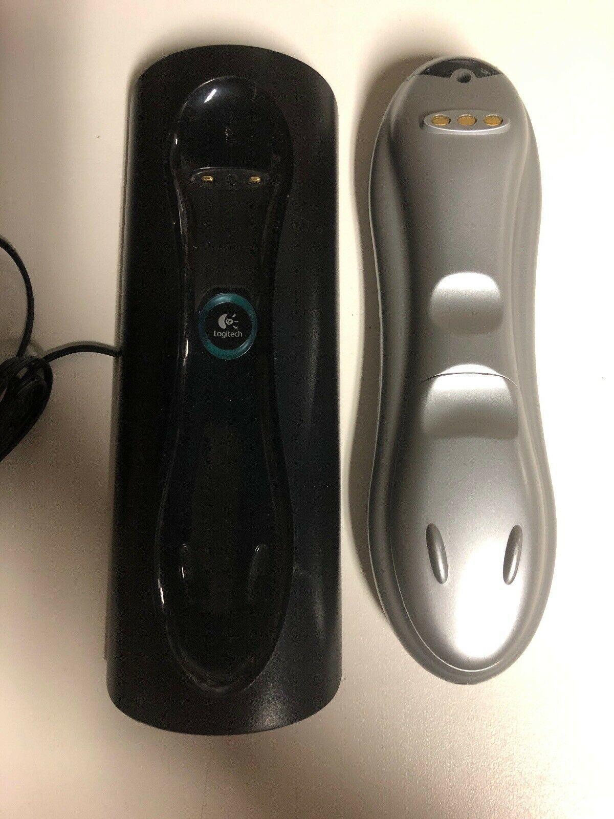 Logitech Harmony 890  LCD Universal Remote Control w/ Battery, Cradle & AC Adapt