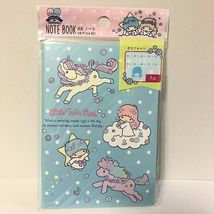 Little Twin Stars mini notebook, Sanrio Licensed, Japan - $7.00