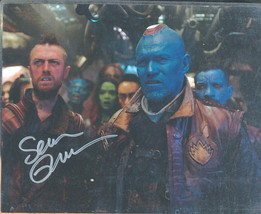 Sean Gunn signed Guardians Of The Galaxy photo. Nice !! COA. - $23.95