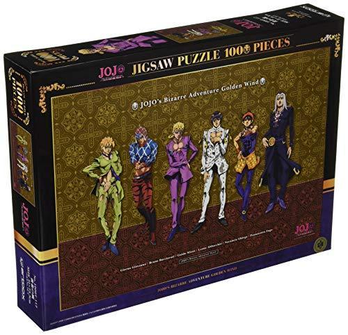 ensky 1000T Piece Jigsaw Puzzle JoJo's Bizarre Adventure Golden Wind Golden Wind - $82.99