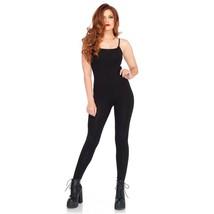 Leg Avenue Womens Unitard Bodysuit Adult Costume Black Medium - $41.71