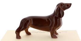 Hagen-Renaker Miniature Ceramic Dog Figurine Dachshund Standard image 2