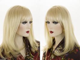 Medium Premium Remy Human Hair  Blonde Brunette Red Straight Monofilament Wigs - $288.30+