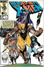Heroes For Hope Starring the X-Men Comic Book #1 Marvel 1985 FINE+ UNREAD - $4.75