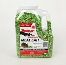 Tomcat Meal Bait Bromethalin Rodenticide 5lbs Kills Rats Mice Voles Agri... - $37.09