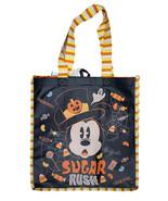 Disney World Halloween Reusable Tote Vampire Mickey Gimme Sugar Rush Can... - $19.79