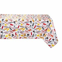 DII CAMZ11191 Spring & Summer Outdoor Tablecloth, Spill Proof and Waterp... - £28.24 GBP