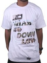 In4mation Hawaii Roshambo Giù Basso Rock Carta Forbici T-Shirt USA Fatto Nwt