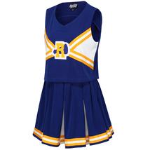Cheerleader Uniform Costume Vixens Betty Veronica Cosplay Riverdale Comic Con - $53.00