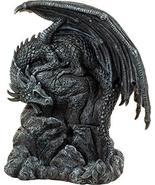 Nemesis Now Black Dragon Pool Backflow Incense Burner 19cm, us:one Size - $40.87