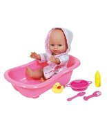 Speel Goed 71106 Lissi Doll with Bath Accessories Stationery 28 cm - $29.95