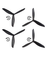 4pcs Hubsan H109S X4 Spare Parts Upgraded Triangle Propellers Blade CW CCW - $12.85
