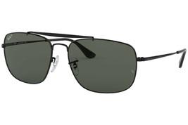 Rayban RB3560 002/58 Sonnenbrille Schwarz Polarisiert Graue Linse 58mm - $122.49