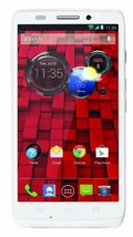 NEW Motorola DROID ULTRA White 4G LTE Smartphone (Verizon Wireless) - $147.95
