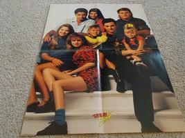 Mary Kate Olsen Jodie Sweetin Candace Cameron teen magazine poster Full ... - $25.00
